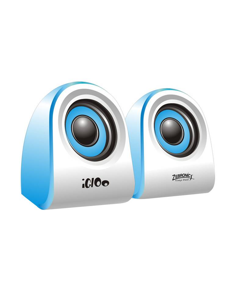Zebronics IGLOO 2.0 Multimedia Speakers zoom image
